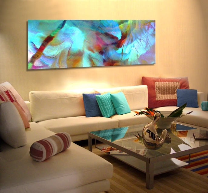 Cianelli Studios: Art & Print Buying Tips | Large Abstract Art In Abstract Wall Art Living Room (View 11 of 15)