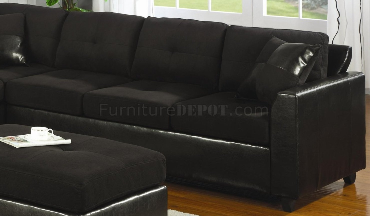 Cleaner : Awesome Couches Awesome Suede Sectional Sofas Cheap Intended For Phoenix Sectional Sofas (Image 4 of 10)