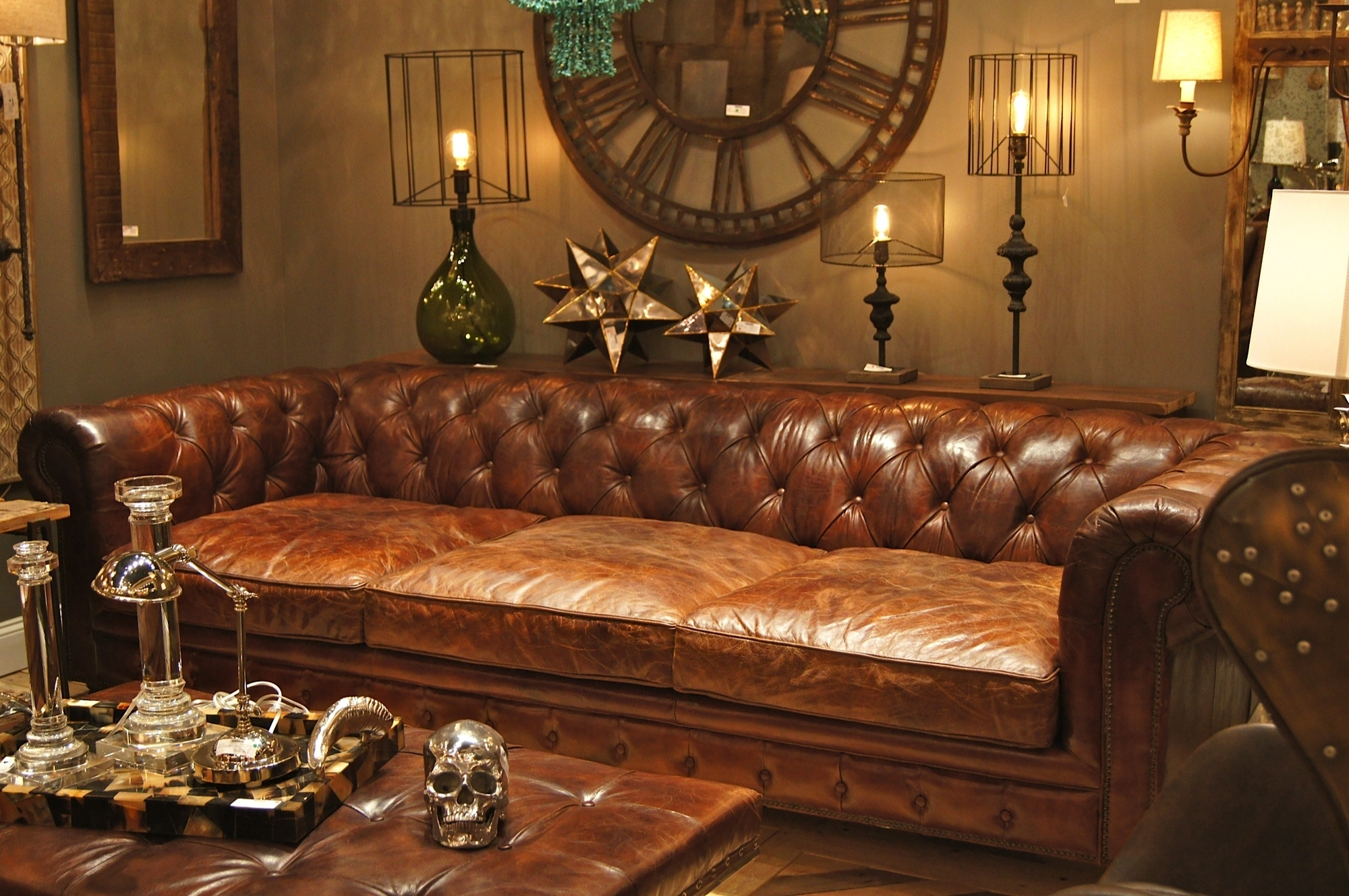 Click To View Larger) Regina Andrew Design Reinvents The Classic Inside Deep Cushion Sofas (Image 2 of 10)
