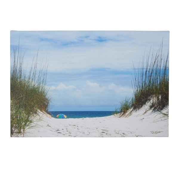 Coastal Wall Art You'll Love | Wayfair Regarding Canvas Wall Art At Wayfair (Image 4 of 15)