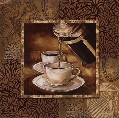 Coffee Prints   & Food > Coffee & Tea > Coffee : Art Prints Regarding Framed Coffee Art Prints (Image 9 of 15)
