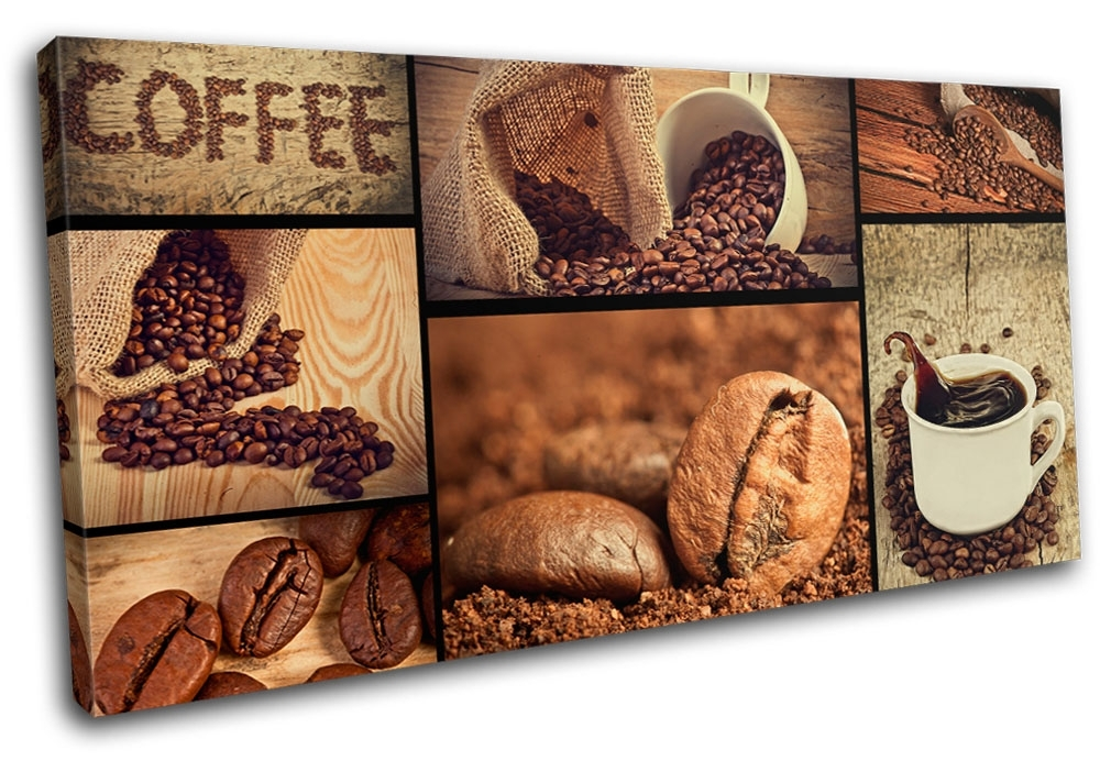 Featured Photo of Coffee Canvas Wall Art