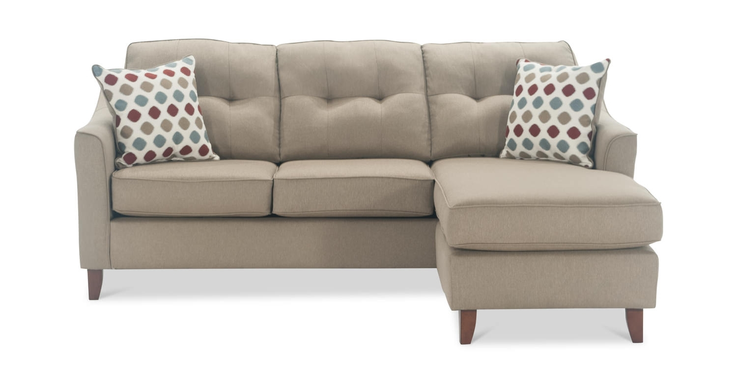 Colby Sofa With Reversible Chaisefurniture Creations Direct | Dock86 With Dock 86 Sectional Sofas (Image 2 of 10)