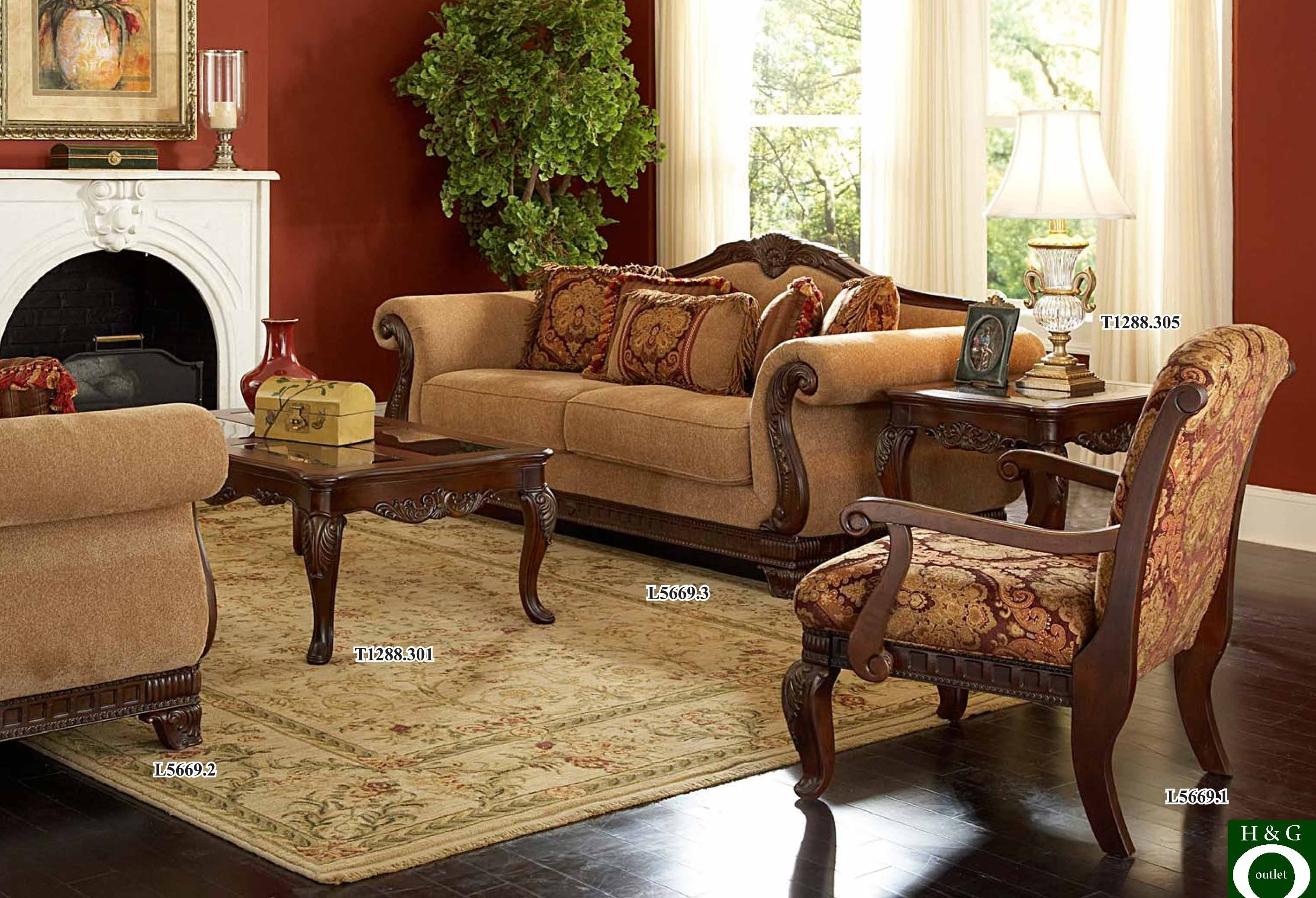 Collection Traditional Sofas And Armchairs – Mediasupload Within Traditional Sofas (View 9 of 10)