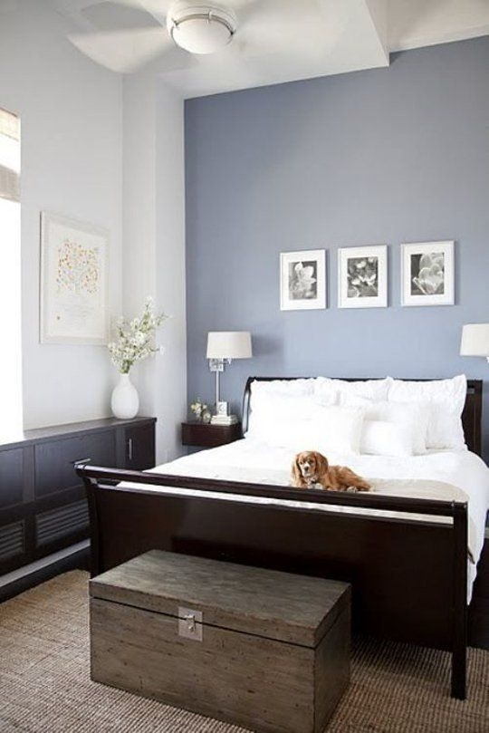 Color Passion: 30 Bold Painted Accent Walls – Digsdigs Pertaining To Neutral Color Wall Accents (Image 5 of 15)