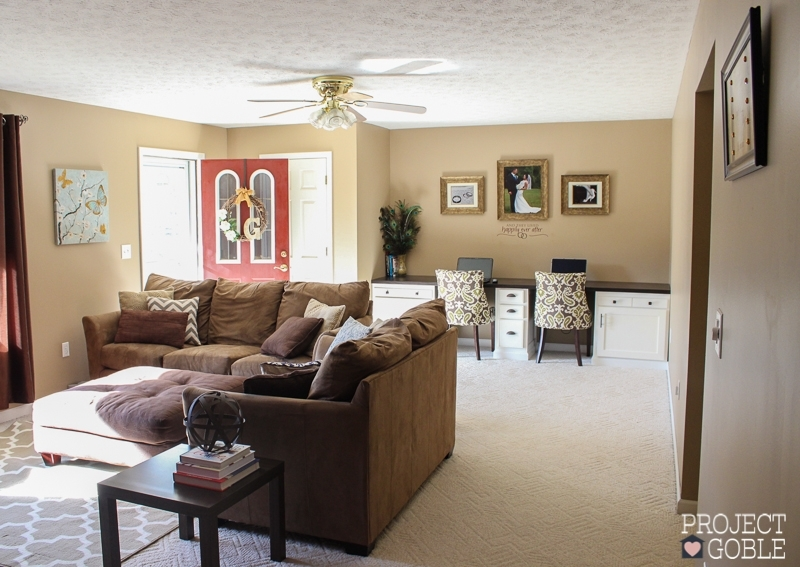Colorful Living Room Wall Art – Project Goble Throughout Neutral Color Wall Accents (View 13 of 15)