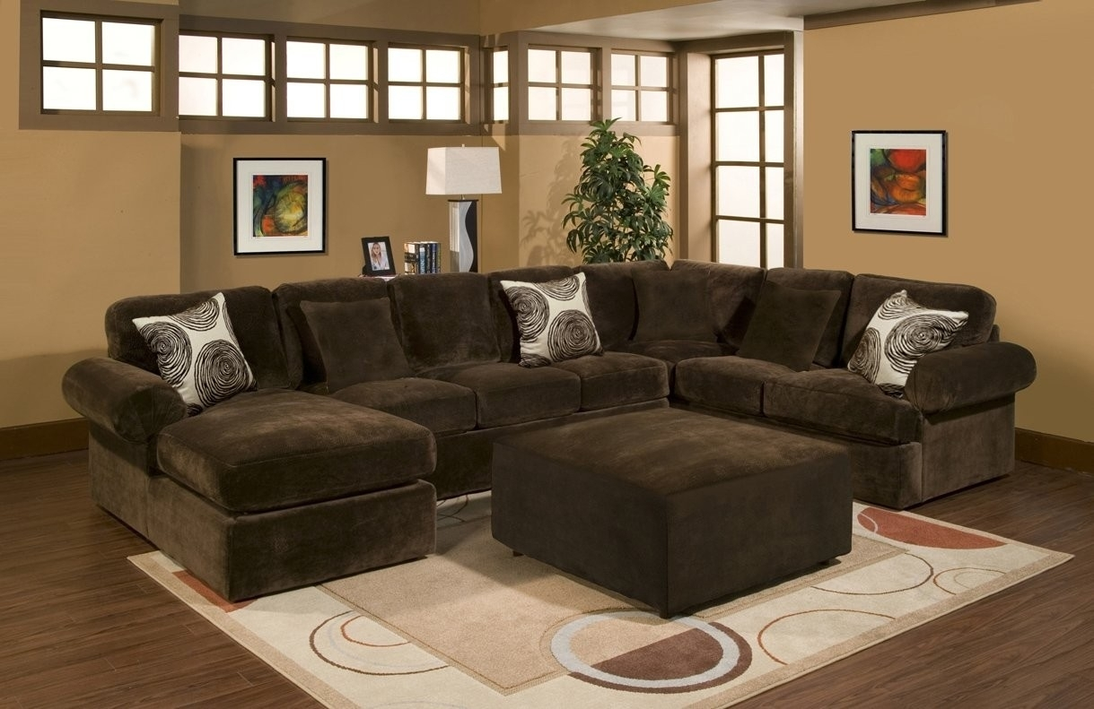 Comfortable Sectional Couches Furniture | Www (View 8 of 10)