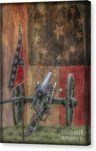 Confederate Flag Art | Fine Art America With Regard To Confederate Framed Art Prints (Image 5 of 15)