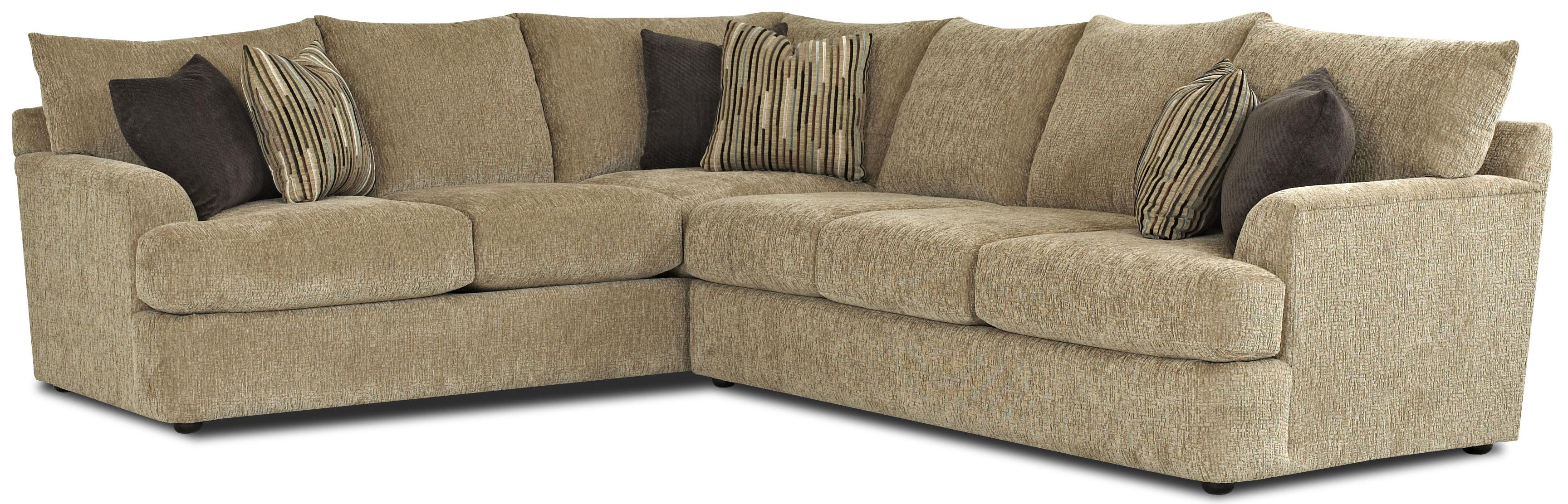 Contemporary L Shaped Sectional Sofaklaussner | Wolf And Throughout L Shaped Sectional Sofas (View 7 of 10)