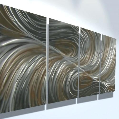 Cool Metal Wall Art Decor Abstract Black Decorative Cheap Fish In Inexpensive Abstract Metal Wall Art (Image 4 of 15)