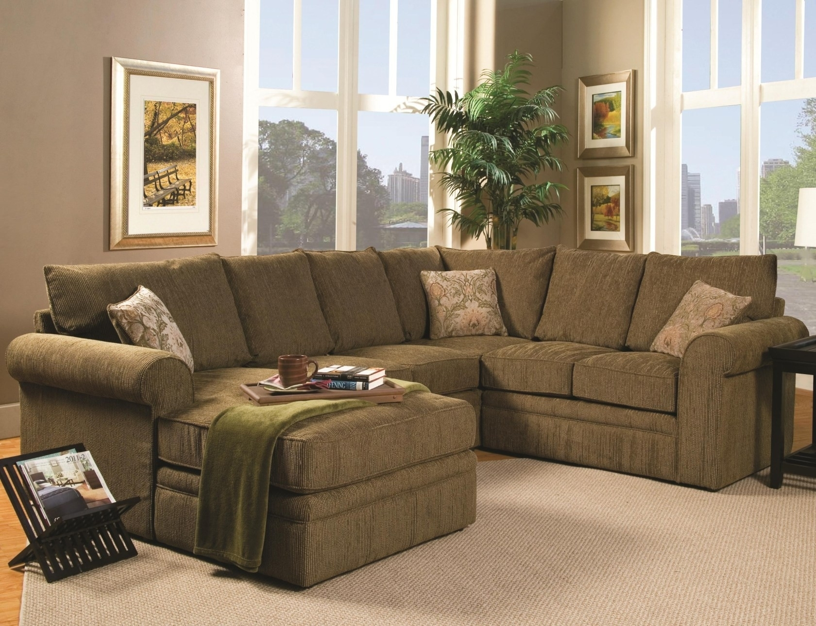 Cool Small U Shaped Sectional Sofa 28 For Bauhaus Sectional Sofa Within Small U Shaped Sectional Sofas (Image 2 of 10)
