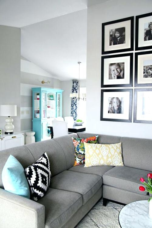 Cozy Blue Gray Walls Images Master Bedroom With Light Gray Walls Within Wall Accents For Grey Room (View 15 of 15)