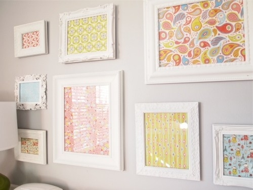 Crafts Ideas & Cooking Tips | The Koffee Crowd With Childrens Fabric Wall Art (View 2 of 15)