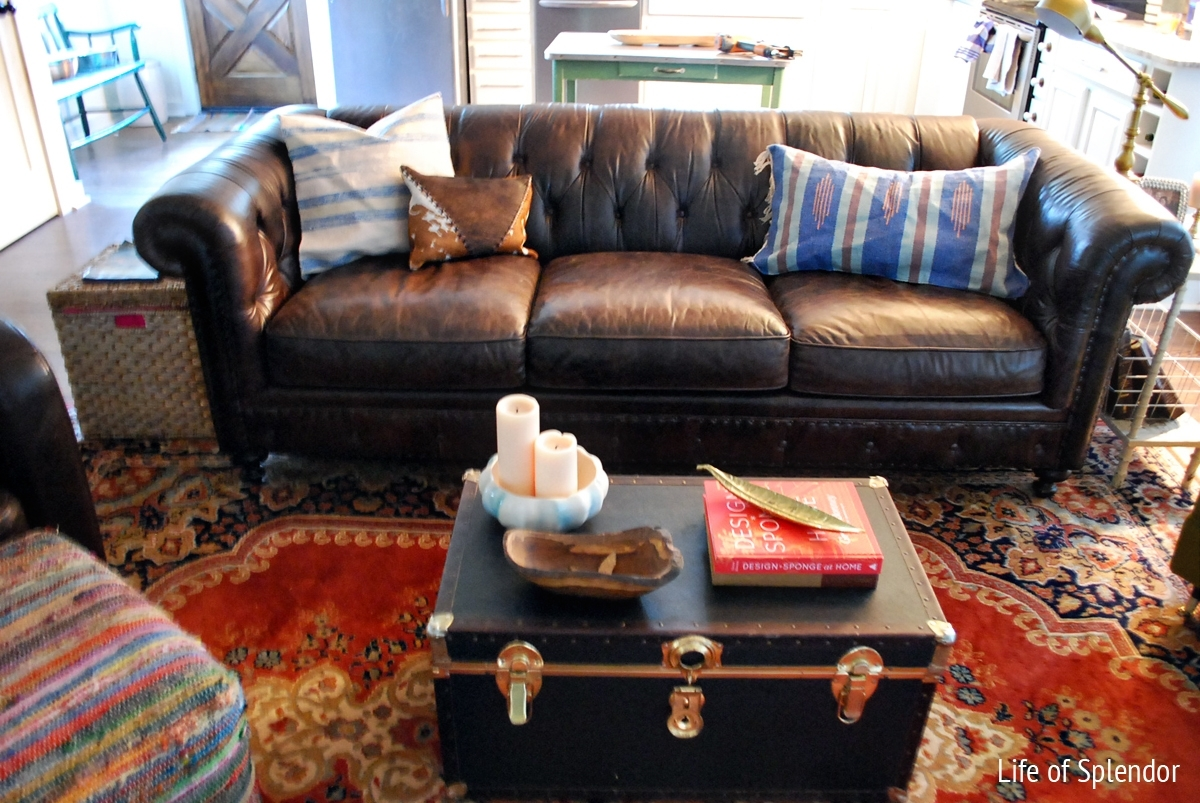 Craigslist Leather Sofa – Mforum Throughout Craigslist Leather Sofas (Image 2 of 10)