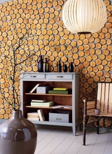 Creating Remarkable Accents Walls Without Paint | Accent Decor Pertaining To Wood Wall Accents (Image 7 of 15)