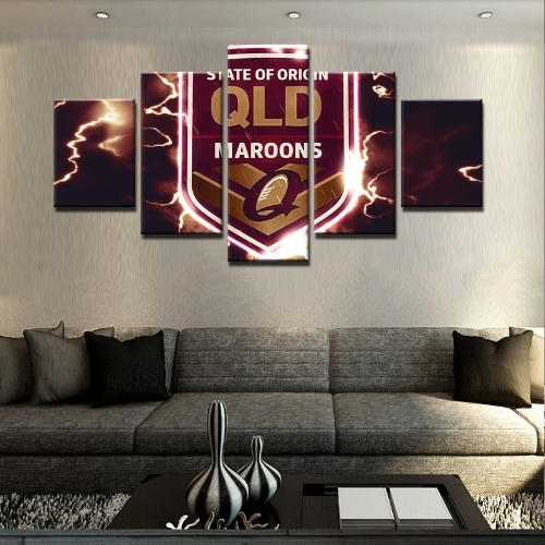 Creative Canvas House – Quality Online Canvas Prints | Sporting In Queensland Canvas Wall Art (Image 5 of 15)