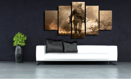 Creative Canvas House – Quality Online Canvas Prints With Regard To Gaming Canvas Wall Art (View 14 of 15)