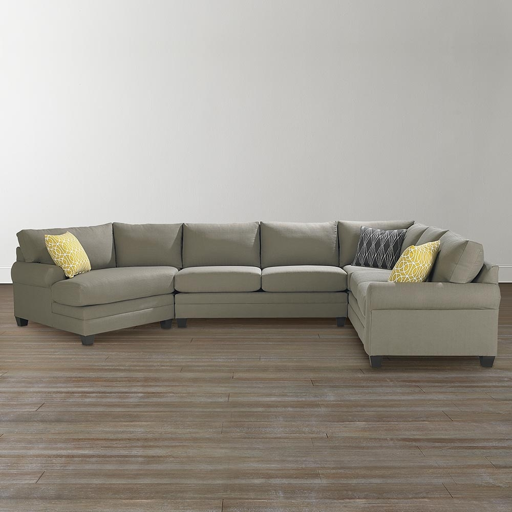 Featured Photo of Sectional Sofas With Cuddler