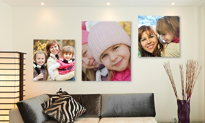 Custom Canvas Prints – Canvas Champ | Groupon With Groupon Canvas Wall Art (Image 6 of 15)