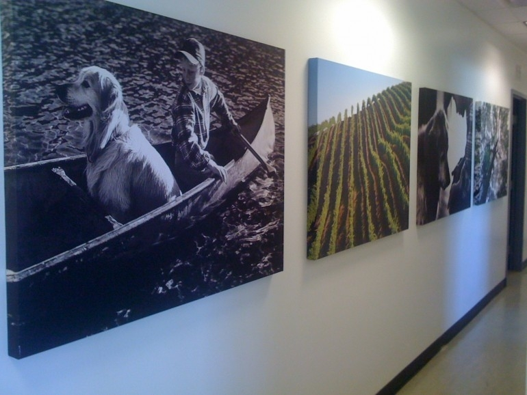 Custom Canvas Wall Art – Dream Image Signsdream Image Signs For Calgary Canvas Wall Art (Image 4 of 15)