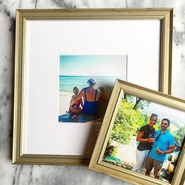Custom Framed Instagram Photos & Prints | Framebridge In Funky Art Framed Prints (Image 5 of 15)