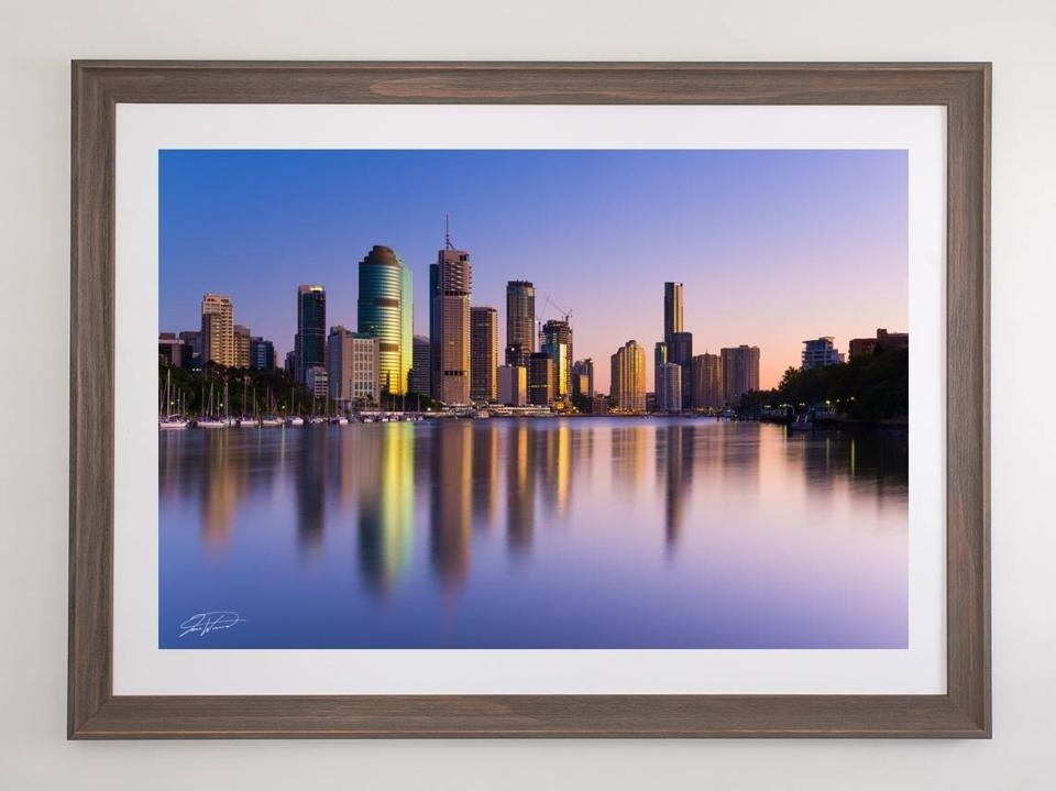 Custom Framing ‹ Gold Coast Printing And Framing  Quality Custom Intended For Gold Coast Framed Art Prints (Image 12 of 15)
