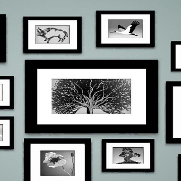 Custom Framing In Miami – Frameworks [Picture Framing & Fine Art In Custom Framed Art Prints (View 3 of 15)
