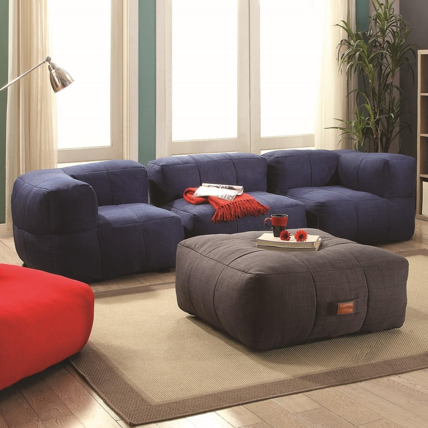 Featured Photo of Nj Sectional Sofas