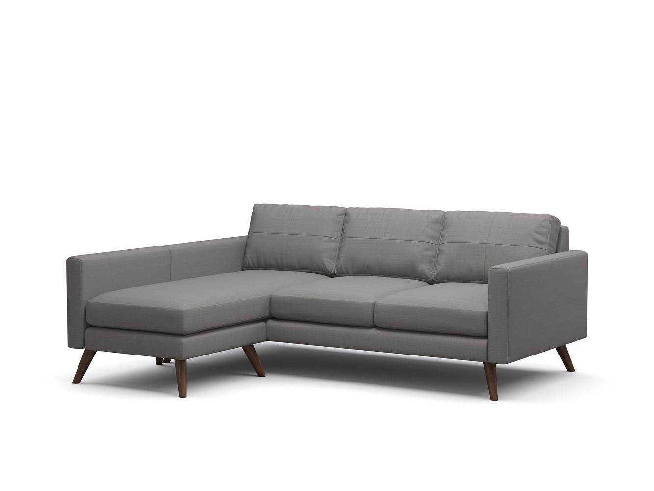 Dane Apartment Sofa – Truemodern™ With Regard To Apartment Sofas (View 2 of 10)