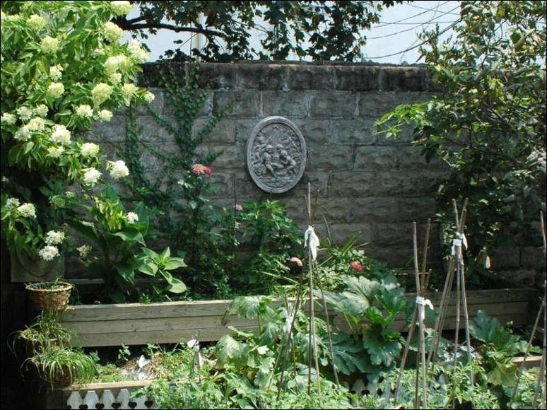 Decor Of Garden Wall Decor Ideas Outdoor Walls Snapsureco | Garden Pertaining To Garden Wall Accents (Image 3 of 15)