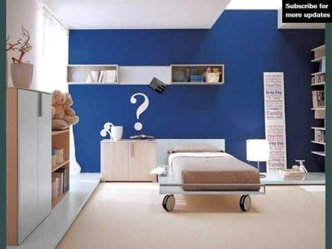 Featured Image of Blue Wall Accents