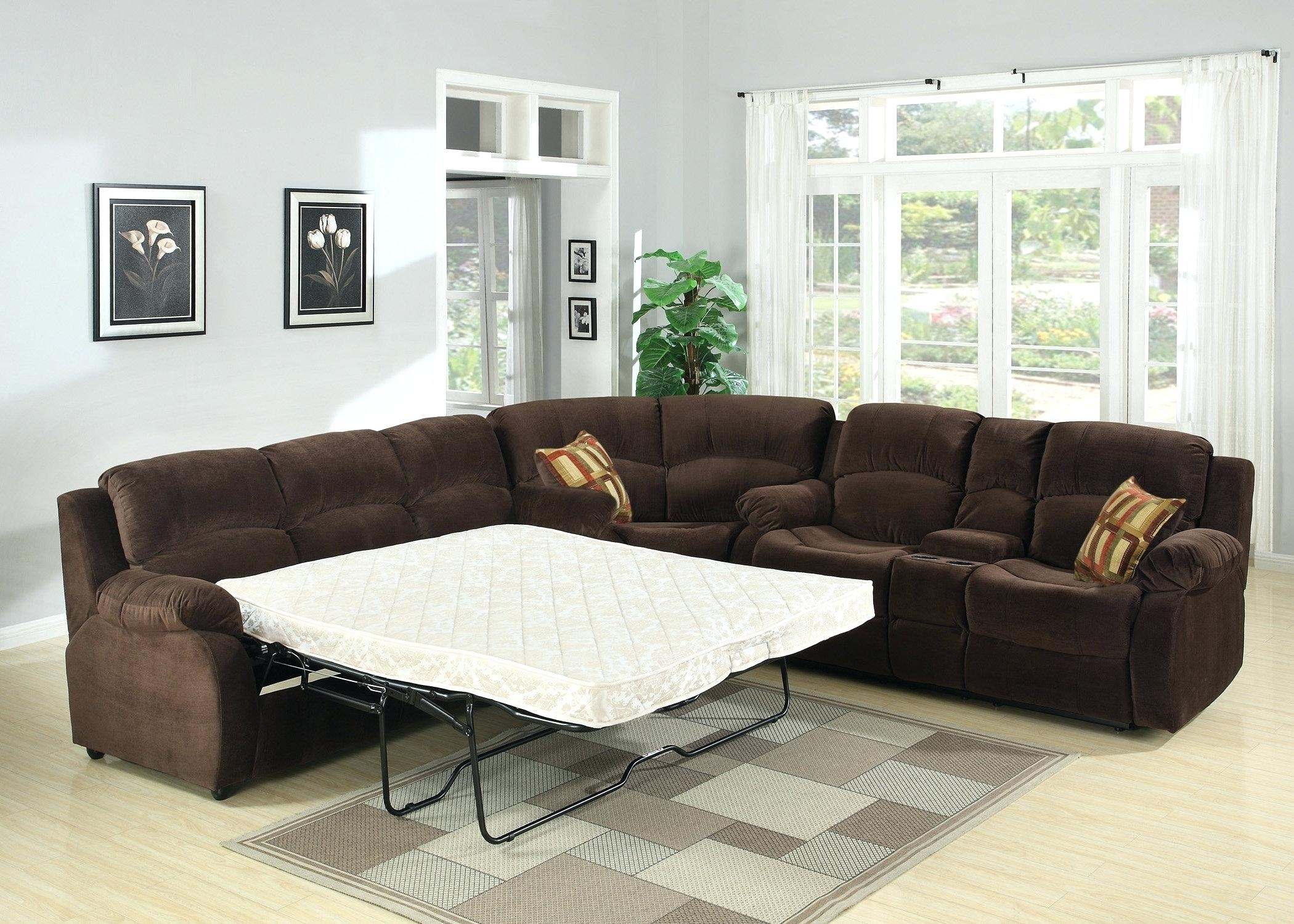 Decoration: Sofas That Turn Into Beds Sleeper Sectional Couch Sofa Within Sectional Sofas That Turn Into Beds (Image 3 of 10)