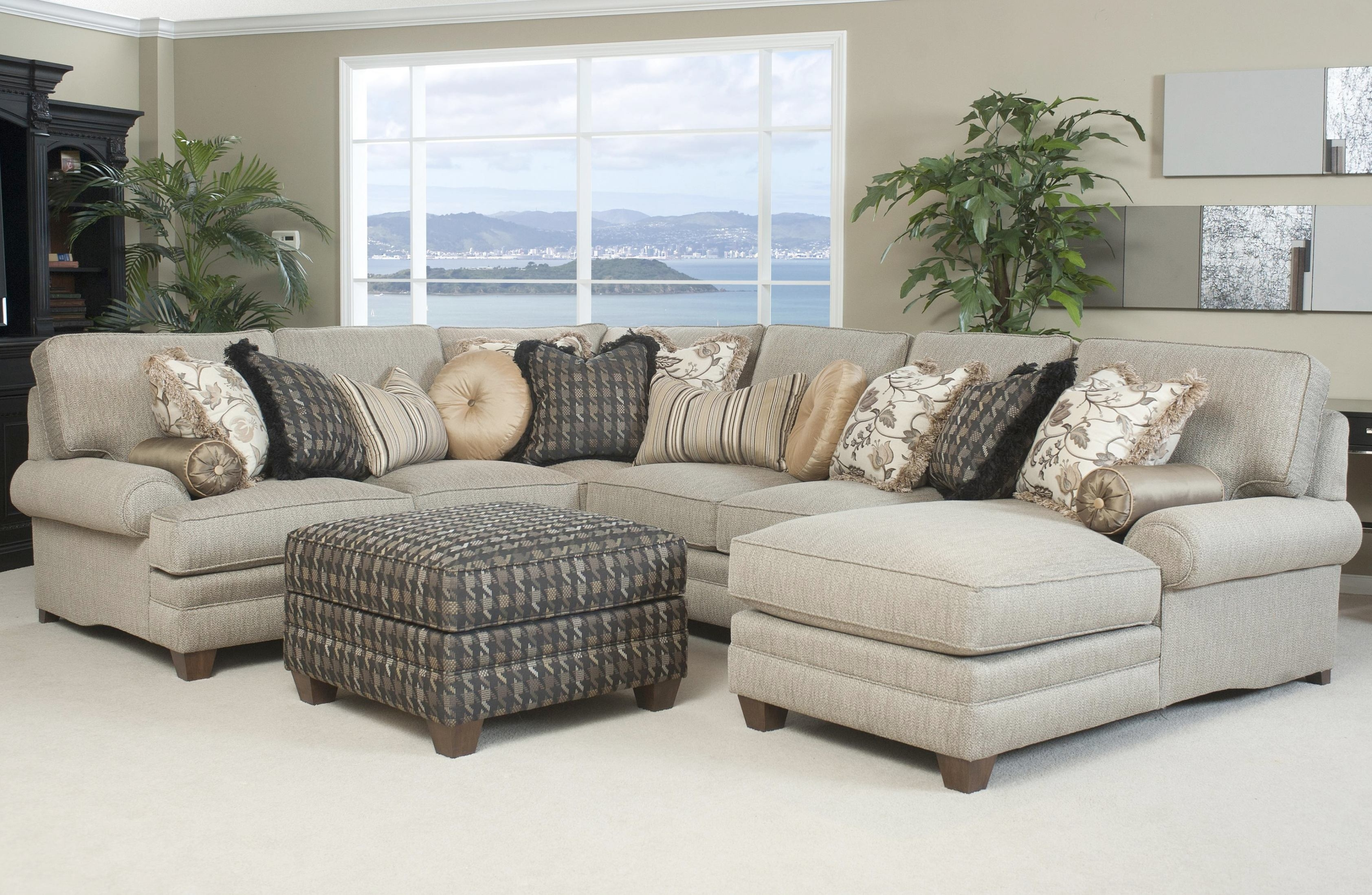 Delightful Most Comfortable Sectional Reviews #1 Inspiring Most With Sectional Sofas At Buffalo Ny (View 7 of 10)