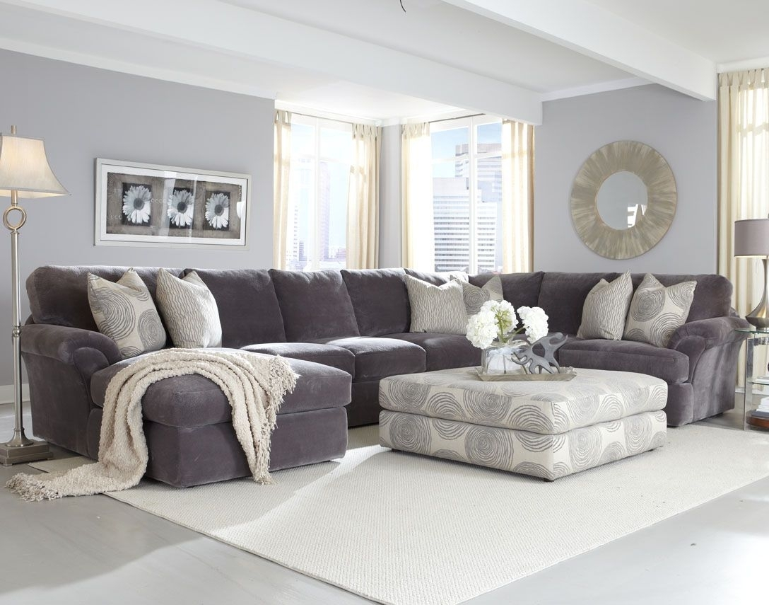 Depiction Of Affordable Sectional Couches For Cozy Living Room Ideas Inside Sectional Sofas Decorating (View 4 of 10)