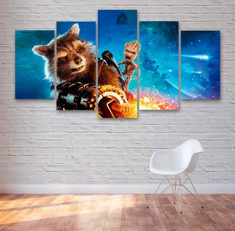 Designs : 5 Piece Canvas Wall Art Kohls Also 5 Piece Canvas Wall With Kohls 5 Piece Canvas Wall Art (Image 7 of 15)