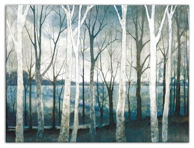 Designs Direct Creative Group Wall Decor For Your Home | Houzz With Regard To Birch Trees Canvas Wall Art (Image 7 of 15)