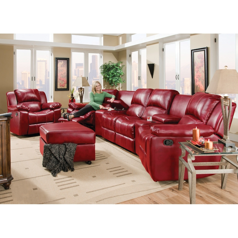 Dillards Furniture Leather Sofa (Image 3 of 10)