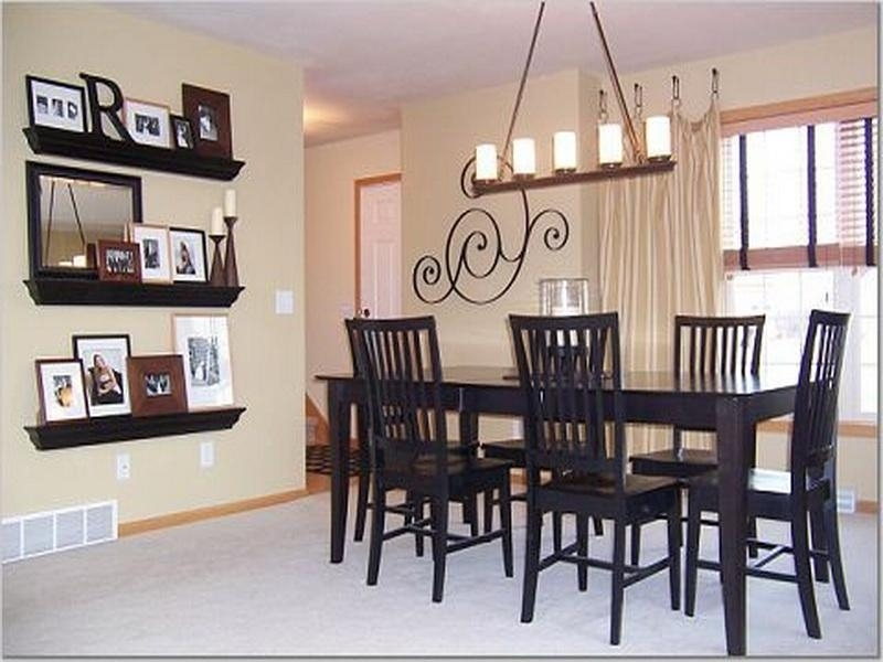 Dining Room : Wall Decor For Dining Room Accessories Ideas Inside Wall Accents For Dining Room (Image 9 of 15)