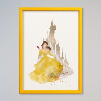 Disney Princess Framed Wall Art Wall Art Prints Framed Scholarly For Disney Framed Art Prints (View 14 of 15)