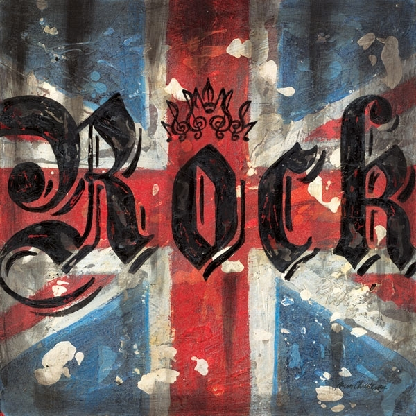 District17: Union Jack Rock Canvas Wall Art: Canvas Wall Art For Union Jack Canvas Wall Art (View 14 of 15)