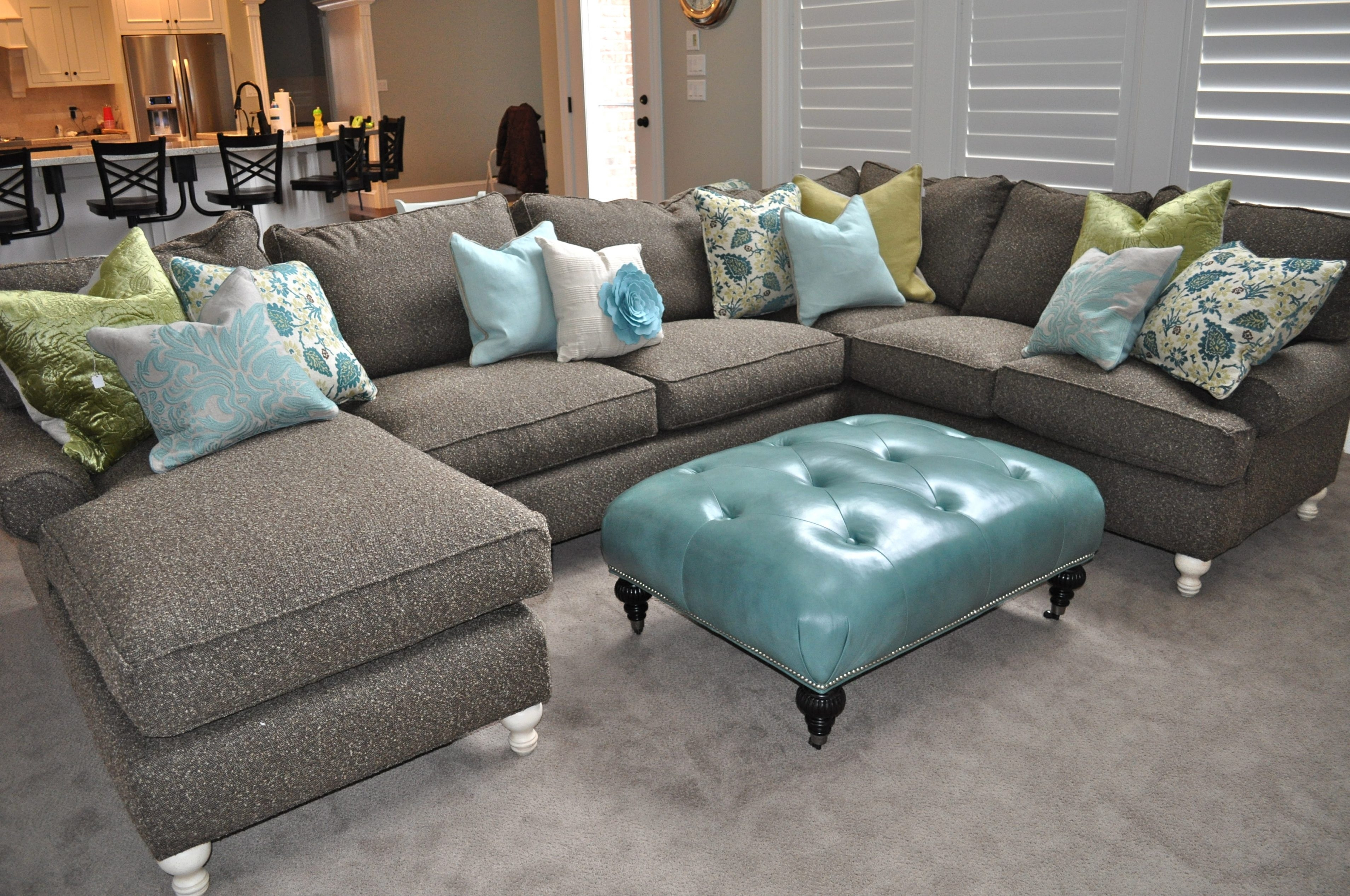 Down Filled Sectional Sofa Good Ideas #3 Epic Down Filled Sectional With Down Filled Sectional Sofas (Image 5 of 10)