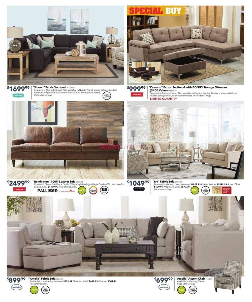 Dufresne Flyer November 3 To 16 Pertaining To Dufresne Sectional Sofas (Image 4 of 10)