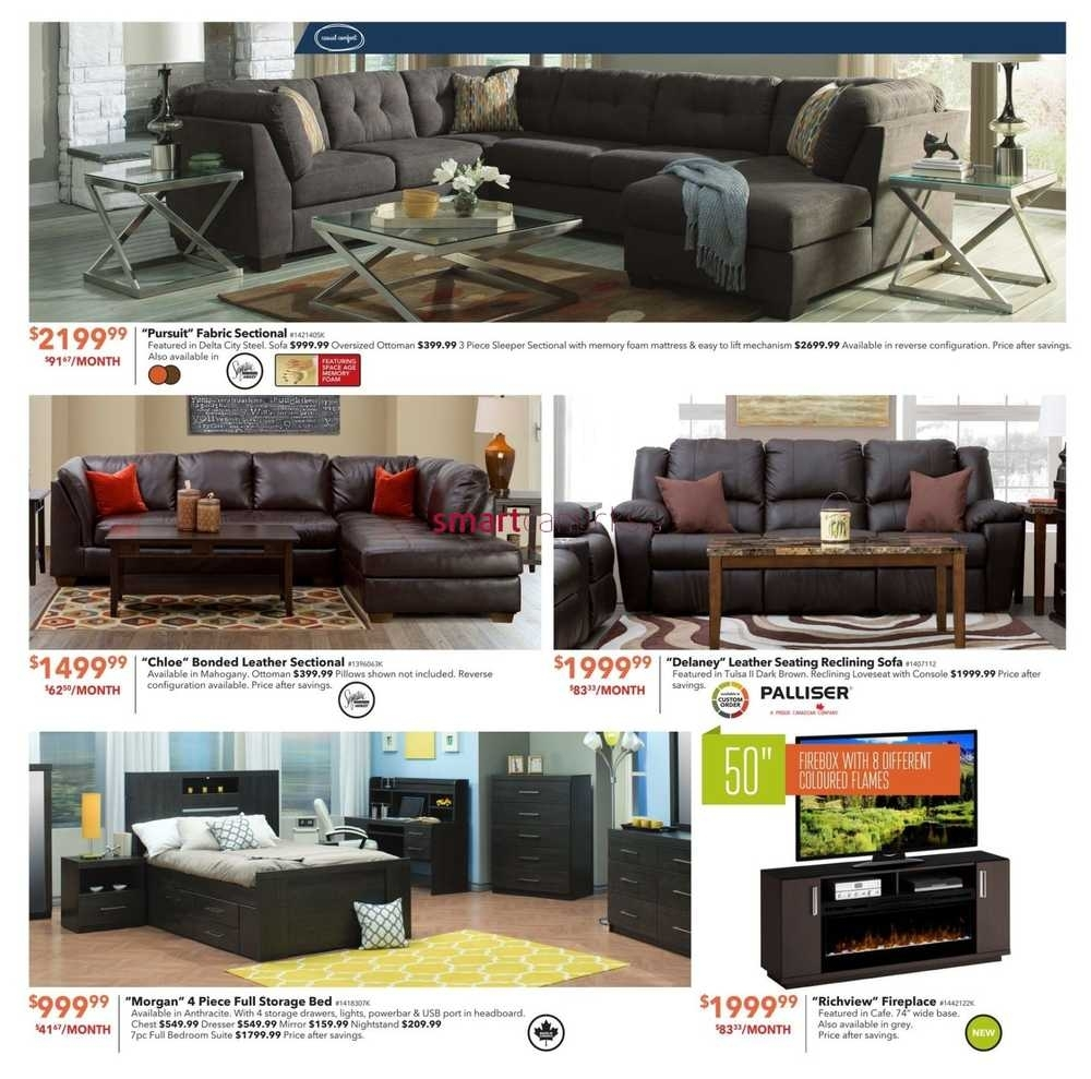 Dufresne Flyer October 20 To November 2 With Regard To Dufresne Sectional Sofas (Image 8 of 10)