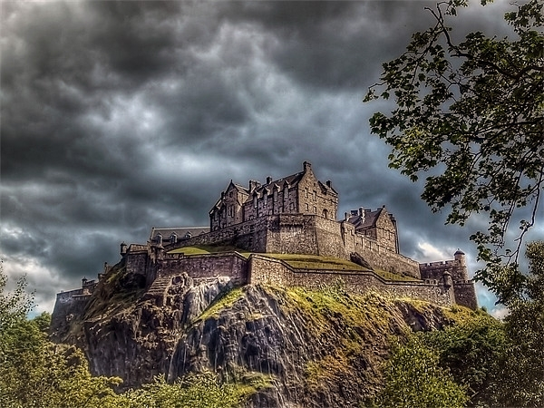 Edinburgh Canvas Prints, Wall Art For Sale With Regard To Edinburgh Canvas Prints Wall Art (Image 4 of 15)