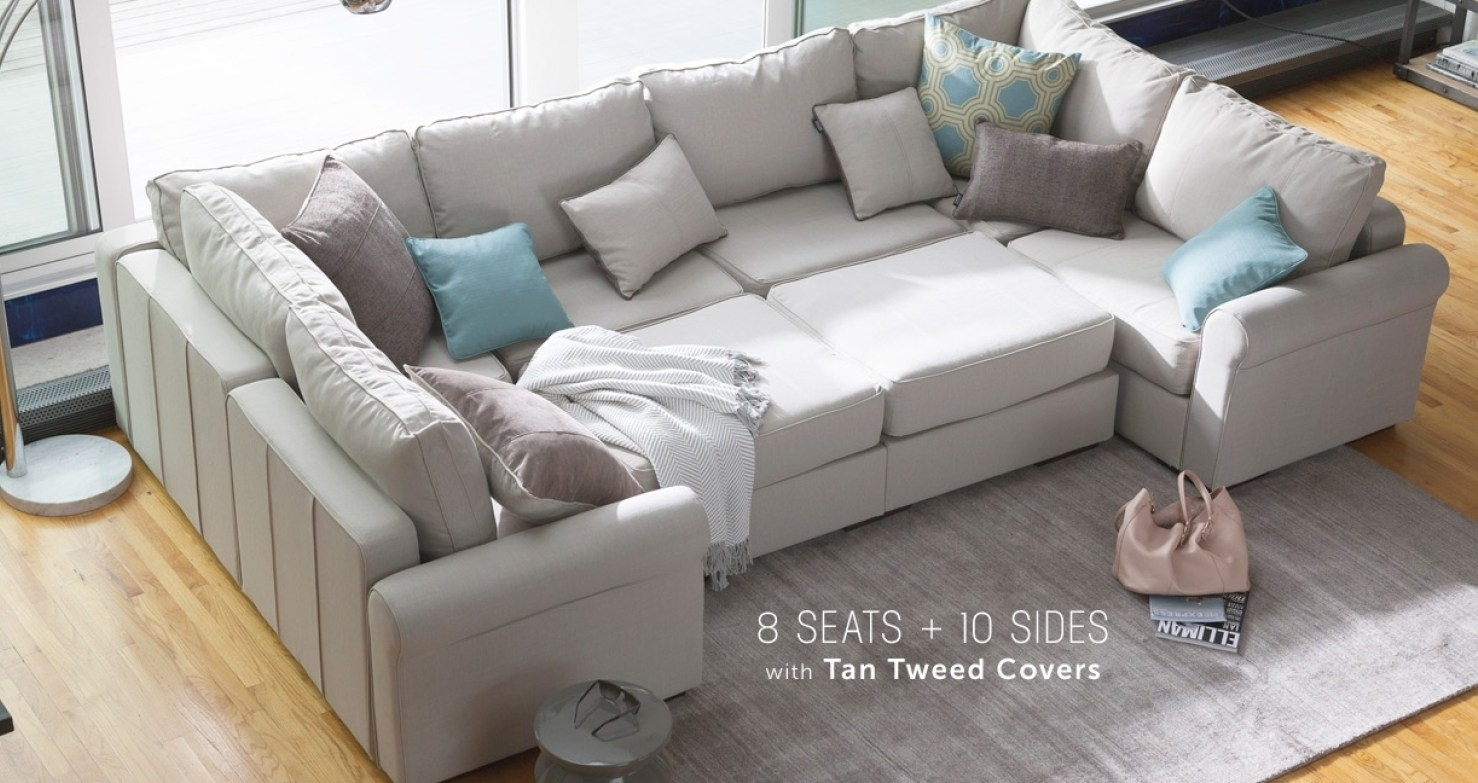 Elegant Down Sectional Sofa – Mediasupload For Down Sectional Sofas (View 5 of 10)