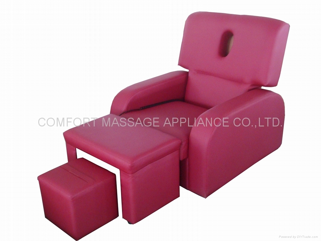 Elegant Electric Foot Massage Sofa With Face Hole – Sf 005 – No (View 5 of 10)