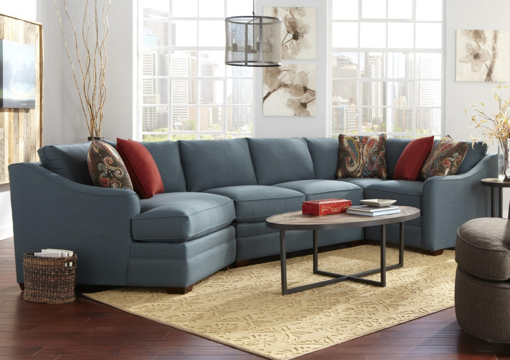 Elegant Sectional Sofa Under 200 – Buildsimplehome | House With Sectional Sofas Under  (Image 5 of 10)