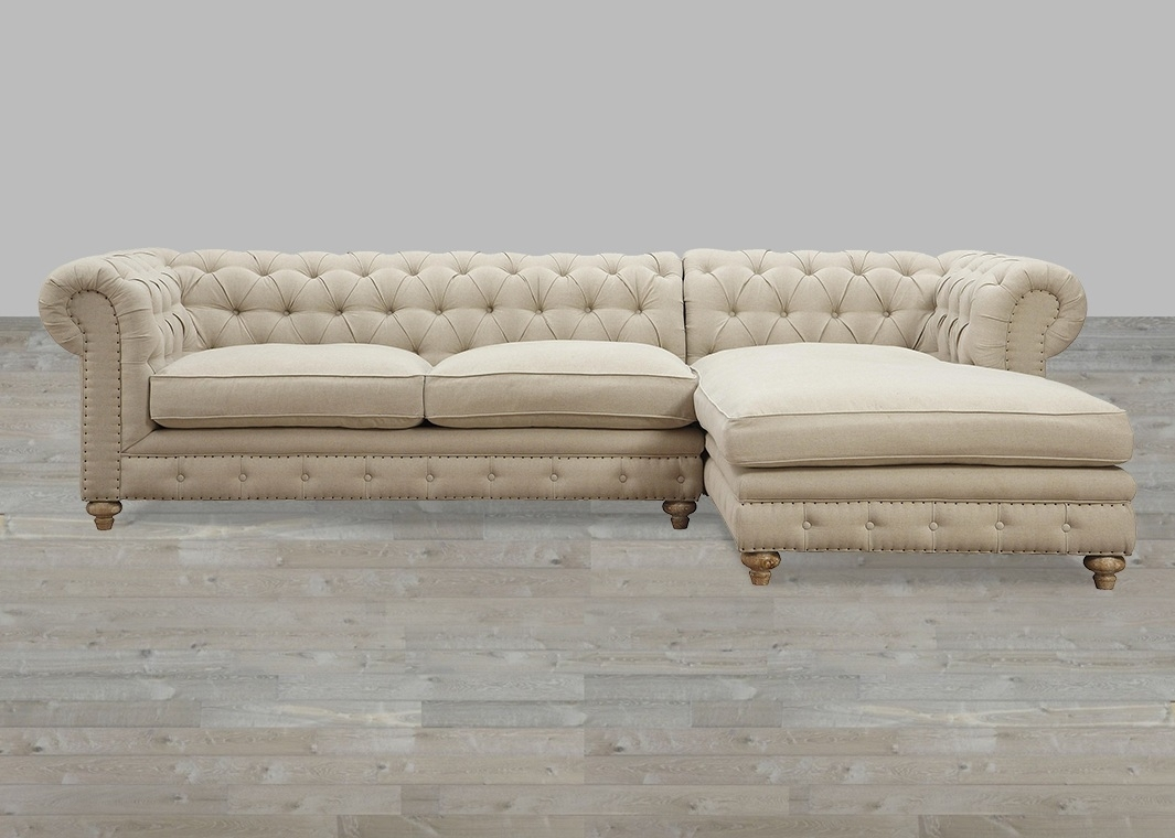Elegant Sectional Sofa With Nailhead Trim 97 For Sofa Design Ideas In Sectional Sofas With Nailhead Trim (Image 4 of 10)