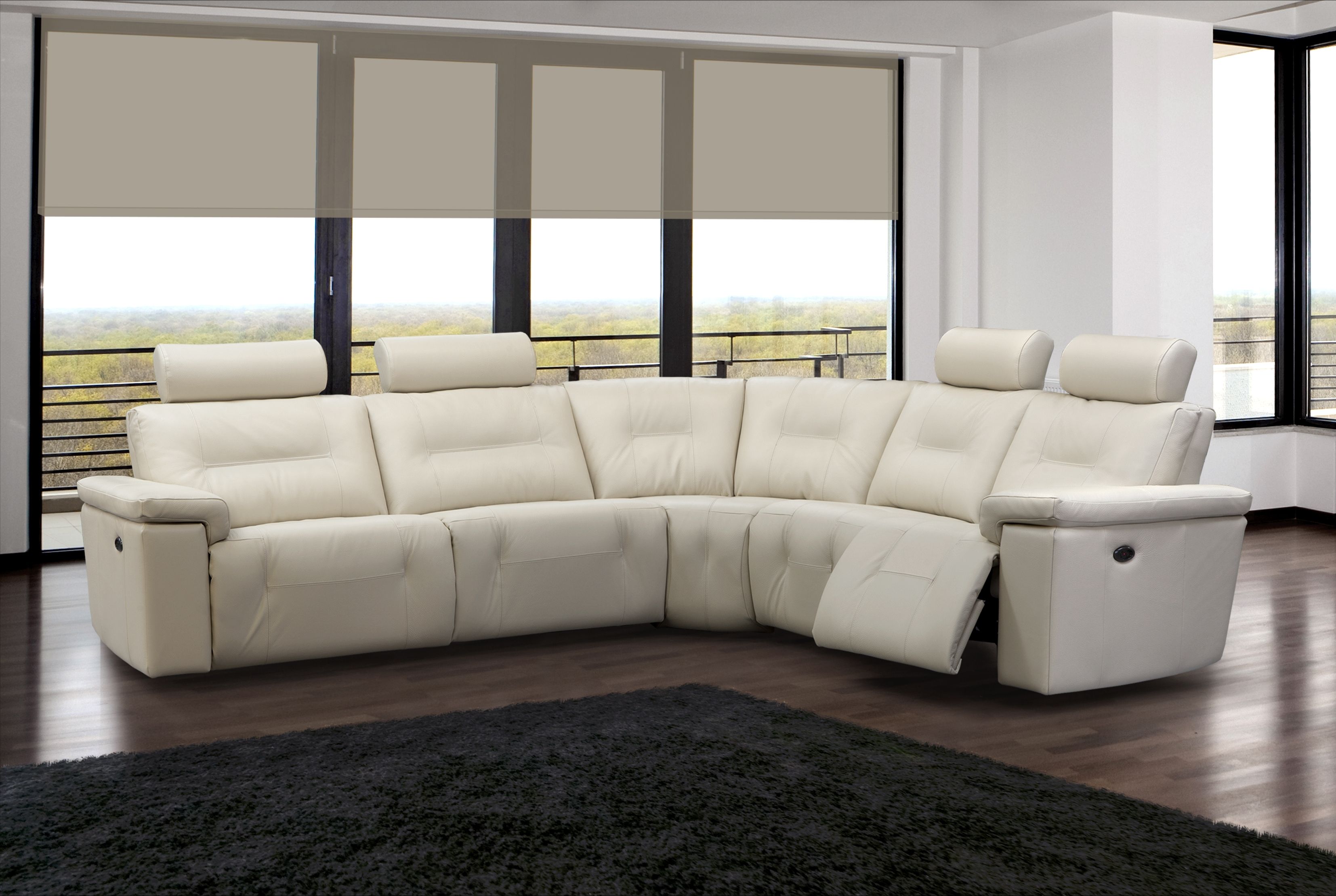 Elran Sofas Sectionals | Thecreativescientist Throughout Economax Sectional Sofas (View 2 of 10)