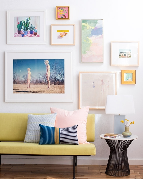Emily Henderson's Expert Guide To Buying Art On Etsy – Etsy Journal For Etsy Wall Accents (View 9 of 15)